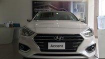 Hyundai Accent số sàn màu trắng giao ngay, vay trả góp đến 85%. LH: 0903175312