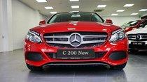 Bán Mercedes C200 New 2018, full màu giá tốt nhất, giao ngay - LH 0965075999