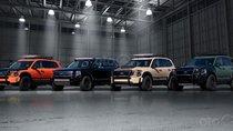 Kia Telluride sẽ có phiên bản off-road chuyên dụng?