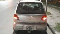 Bán xe Daewoo Matiz SE đời 2001, màu bạc xe gia đình