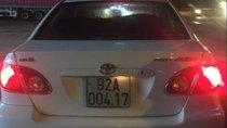 Bán Toyota Corolla Altis đời 2003, màu trắng, 247tr