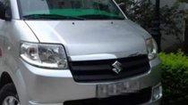 Cần bán gấp Suzuki APV năm 2009, màu bạc, nhập khẩu nguyên chiếc