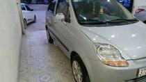 Cần bán Chevrolet Spark Van đời 2010, màu bạc, giá 108tr