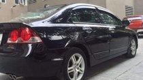 Bán xe Honda Civic đời 2006, màu đen