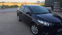 Cần bán gấp Toyota Vios MT năm 2016, màu đen, giá 470tr