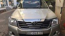 Cần bán xe Toyota Hilux 2.5E sản xuất 2012, màu bạc
