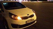 Bán Kia Rio sản xuất 2015, màu trắng, xe nhập chính chủ