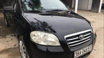 Bán xe Daewoo Gentra 2008, màu đen, xe nhập, giá tốt