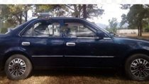 Cần bán xe Toyota Corolla XLi 1.3 MT đời 1999, màu xanh lam