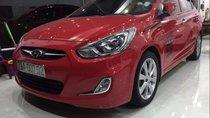 Bán xe Hyundai Accent sản xuất năm 2011, màu đỏ, xe nhập