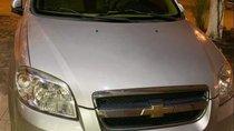 Bán Chevrolet Aveo sản xuất năm 2012, màu bạc, giá chỉ 290 triệu