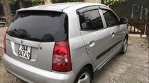 Cần bán lại xe Kia Morning 2007, màu bạc, xe nhập xe gia đình