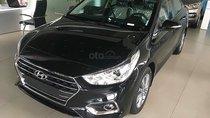 Bán Hyundai Accent 1.4AT màu đen, chiếc xe dòng Sedan thuộc phân khúc B