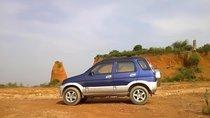 Chính chủ bán xe Terios đời 2007, sản xuất trong nước, xe gia đình, đã đi 115000km