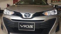 Bán Toyota Vios E MT số sàn, màu bạc, 511 triệu, giá tốt nhất nhất