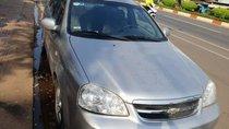 Cần bán Chevrolet Lacetti sản xuất năm 2013, màu bạc