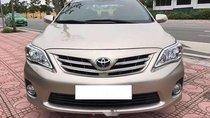 Cần bán lại xe Toyota Corolla Altis 1.8G AT năm sản xuất 2013 còn mới, giá chỉ 600 triệu