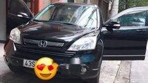 Bán xe Honda CR V đời 2009, màu đen xe gia đình, giá chỉ 520 triệu