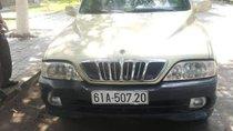 Bán ô tô Ssangyong Musso đời 2003, màu vàng, 155tr