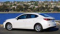 Bán Mazda 3 sản xuất 2017, màu trắng còn mới, giá 640tr
