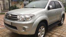 Cần bán xe Toyota Fortuner V 2.7 4x4 2011, màu bạc, xe nhập, 570 triệu