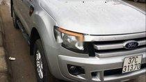 Cần bán xe Ford Ranger XLS 2014, màu bạc, nhập khẩu nguyên chiếc số tự động