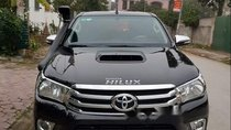 Cần bán gấp Toyota Hilux G đời 2015, màu đen, nhập khẩu nguyên chiếc số sàn