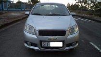 Cần bán gấp Chevrolet Aveo LT đời 2015, màu bạc ít sử dụng