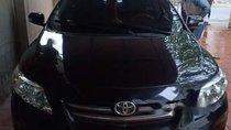 Bán xe Toyota Corolla altis đời 2009, màu đen, 455 triệu
