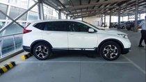 Cần bán xe Honda CR V sản xuất 2019, màu trắng, xe nhập