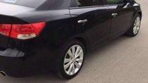 Bán xe Kia Forte năm sản xuất 2010, màu đen