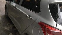 Bán ô tô Hyundai Grand i10 sản xuất 2015, màu bạc, nhập khẩu