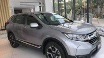 Bán Honda CR V sản xuất 2018, màu bạc, nhập từ Thái