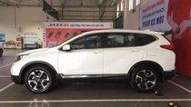 Bán Honda CR V TOP đời 2019, màu trắng, nhập khẩu Thái