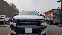 Cần bán Ford Ranger Double Cab 3.2 AT đời 2017, màu trắng, xe nhập