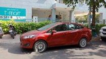 Bán ô tô Ford Fiesta năm sản xuất 2014, màu đỏ, giá 390tr