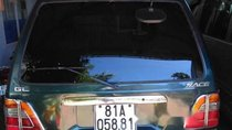Cần bán xe Toyota Zace đời 2004