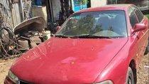 Bán ô tô Mazda 626 năm sản xuất 1996, màu đỏ, nhập khẩu nguyên chiếc