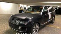 Bán xe LandRover Range Rover SV Autobiography đời 2018, màu đen, xe nhập