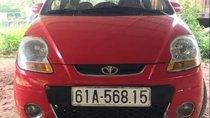 Cần bán gấp Daewoo Matiz đời 2009, màu đỏ, nhập khẩu nguyên chiếc, xe gia đình, 225 triệu
