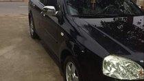 Cần bán xe Daewoo Lacetti đời 2009, màu đen, nhập khẩu nguyên chiếc