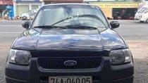 Cần bán gấp Ford Escape sản xuất năm 2004, màu đen số sàn, giá tốt