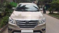 Chính chủ tôi cần bán chiếc Toyota Innova 2.0E số sàn màu vàng cát, chính chủ tên tôi LH 0986860295