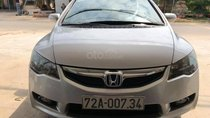 Cần bán Honda Civic WiSE Edition 1.8MT sản xuất năm 2011, màu bạc