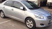 Cần bán xe Toyota Vios chính chủ, số sàn, bản đủ, Sx 2008, màu bạc, chạy 140000 km
