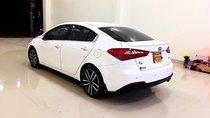 Bán Kia K3 sản xuất 2016, màu trắng, không đâm đụng