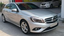 Bán Mercedes A200 năm sản xuất 2013, màu bạc, nhập khẩu nguyên chiếc, giá chỉ có 755 triệu