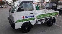 Bán xe tải nhẹ Suzuki Carry Truck 650kg 2018, màu trắng
