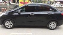 Bán Hyundai Grand i10 1.2 MT sản xuất năm 2016, màu đen, nhập khẩu, 345 triệu