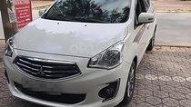Bán xe Mitsubishi Attrage 1.2 CVT sản xuất 2018, màu trắng, nhập khẩu nguyên chiếc, giá tốt